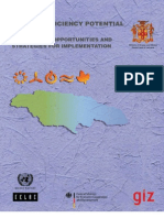 ECLAC/GIZ, Energy Efficiency Potential in Jamaica, 4-2011
