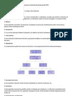 Guía para la conformación del documento PETE