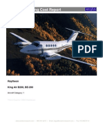 Aircraft Operating Cost Report