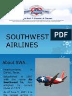 Southwest Airlinesppt