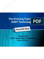 The Evolving Future of SUNY Technology