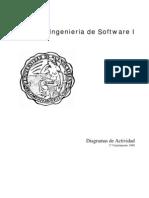 Diagrama de Actividades Universidad de Buenos Aires