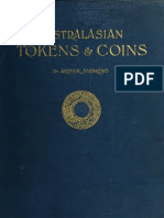 Australasian Token and Coins - Ed 1921