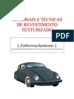 MATERIAIS E TÉCNICAS DE REVESTIMENTO TEXTURIZADO