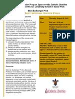 Ethics Audit 8-2012 Training Flier