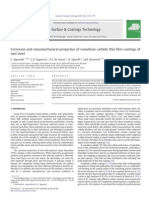 Surface and Coatings Technology 206 (2012) 2725-2731