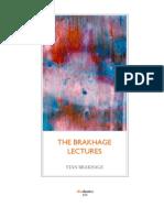 Brakhage Lectures