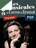 les Musicales du Causse de Gramat