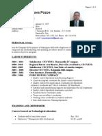 Resume- Ing. Jose Gpe. Nava Pozos