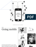 Journalist Field Guide To Mobile Reporting