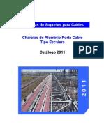 Catalogo Charola Aluminio Tipo Escalera