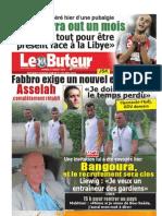 LE BUTEUR PDF du 21/07/2012