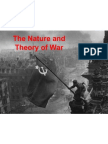 Lesson 1 - The Nature and Theory of War (1430, 13 JUL 09)