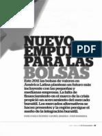 Nuevo empuje a las Bolsas Entrevista a Jaime Dunn El Economista 20110216