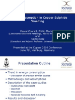 Xps Pres Coursol Mackey Dias Energy Consumption in Cu Smelting June6th 10