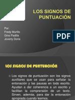 """LOS SIGNOS DE PUNTUACIÃ""""N (PP) (1)"""