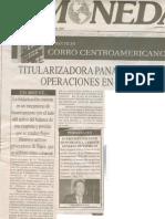 Titularizadora Panamericana Inicia Operaciones en Guatemala