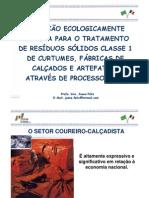 5.a. Stoppani - Tratamento de Resíduos de Couro Processo JF