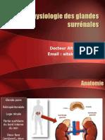 Physiologie de La Glande Surr+_nale