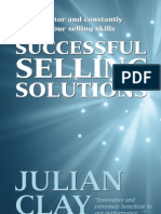 6840940 Successful Selling SolutionsTest Monitor and Constantly Improve Your Selling Skills