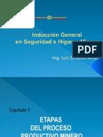 Induccion General de Seguridad
