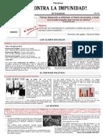 Boletín número 11 de nuestra Plataforma