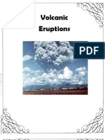 Volcanic Eruption and Wildfires