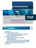 2008.11 DSME Ship Energy Saving Devices