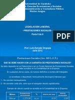 Legislación Laboral (Tema