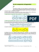 Reducción de compuestos nitrogenados