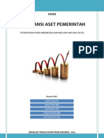 SAP Pengakuan ASET