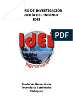 SEMILLERO DE INVESTIGACIÓN IDEI