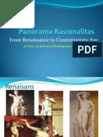 Panorama Rasionalitas - From Renaissance to Contemporary Age