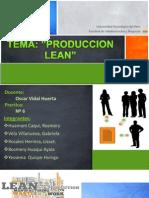 Produccion Lean