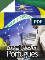 Saludos en Portugues