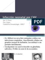 Infección neo CMV gpavez