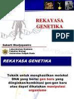 Rekayasa Genetika Revisi Lengkap