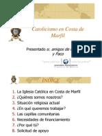 M. Redentoristas, Costa de Marfil, Jul12V5
