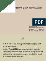 JIT & TQM in SCM1