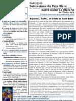 Bulletin SAPB&NDLB 120722