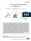 Current and Future Effects of Social Media-Based Metrics on Open Access and IRs
