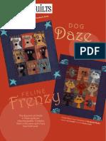 Dog Daze and Feline Frenzy