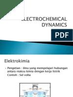 Adam Septiyono (1106007275) Electrochemical Dynamics