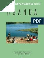 Peace Corps Uganda Welcome Book  |  May 2011