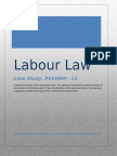 Labour Law Assignment