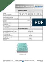 Combiner(Cdma&Gsm Dcs Wcdma Wlan) Datasheet