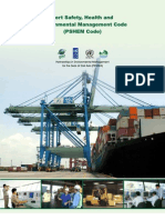 Port Safety, Health and Environmental Management Code (PSHEM Code)