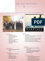Re Marriage and Family Poster