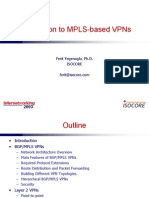 MPLS VPN Tutorial Dang