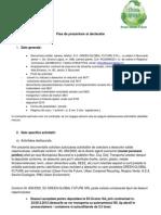73311_Fisa de Prezentare Si Declaratie_SC GREEN GLOBAL FLUTURE SRL